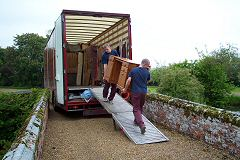 Alan Ross Removals - Professional and careful